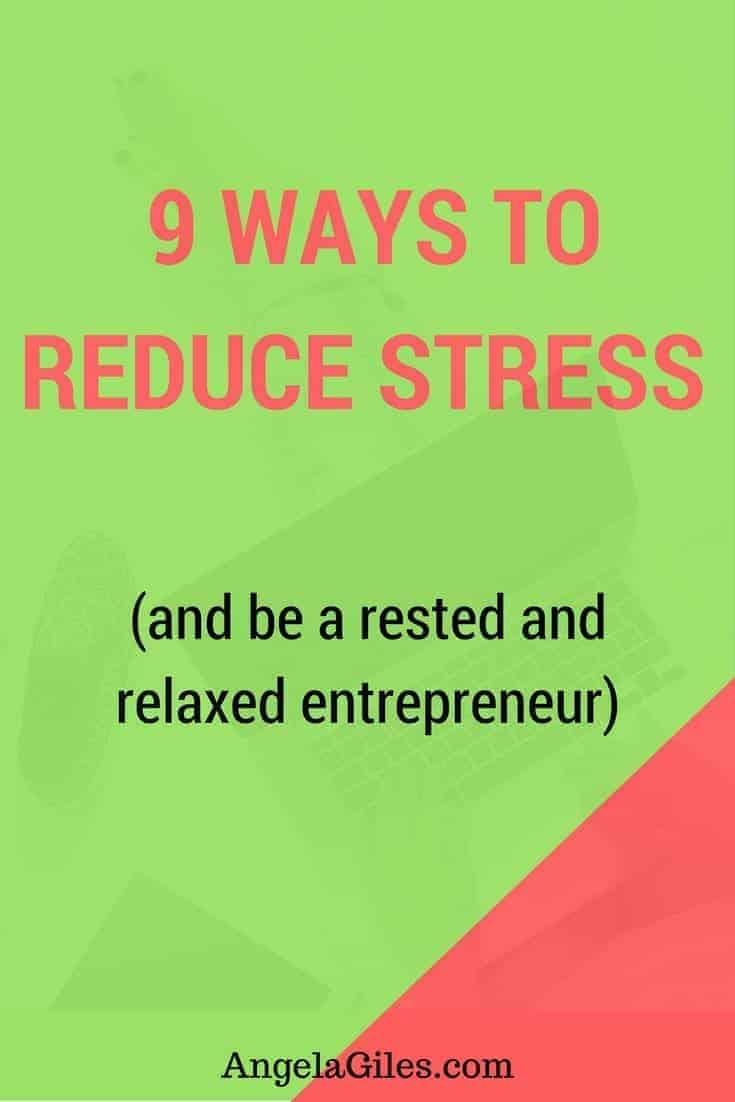 reduce-stress