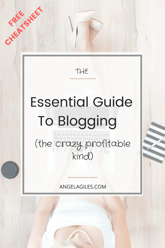 As glamorous as blogging sounds today, (you are reading this guide to blogging right?!) ...you might not be making the money you want! It can be extremely profitable & I am going to teach you how! Download this guide to blogging & get our free checklist! #bloggingguide #bloggingforbeginners #bloggingformoney, #bloggingtips #howtostartablogandmakemoney #howtostrartablogforfree #guideforblogging #bloggingguide