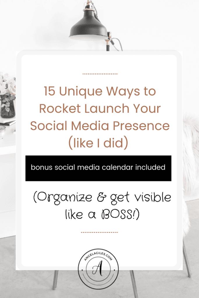 social-media-presence-101